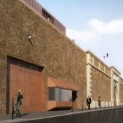 Restoration/ Reconstruction of the Paris-La-Santé prison